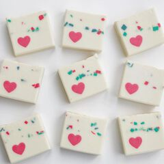 Valentine's Day with the Soap Making Community