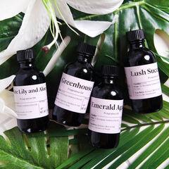 Botanical Garden Fragrance Blends