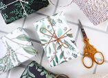Botanical Garden Wrapping Inspiration