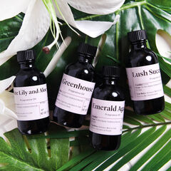Botanical Garden Fragrance Blends