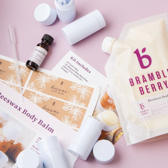 Beeswax Body Balm Kit