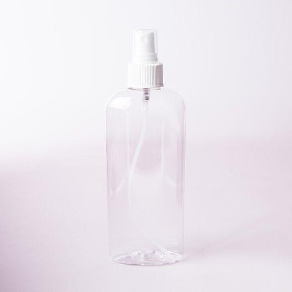 8 oz Bottle with Spray Cap