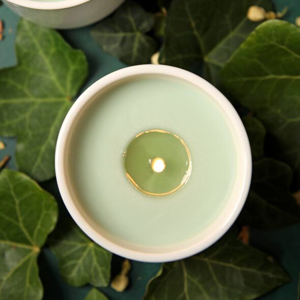 Willow and Ivy Candle Project