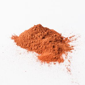Dark Red Brazilian Clay - 1 oz