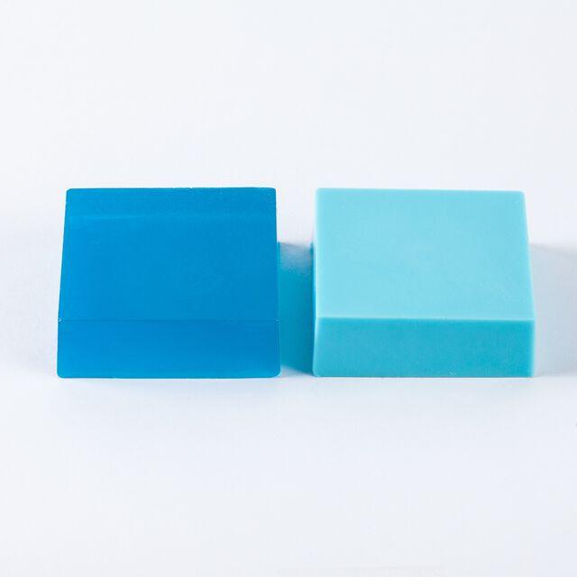 Brilliant Blue Lab Color