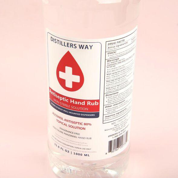 Hand Sanitizer Liquid