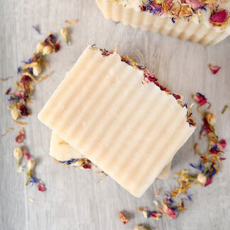 Wildflower Rebatch Soap Project