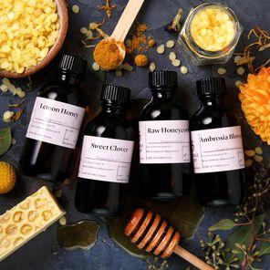 Lush Honey Fragrance Collection