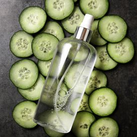 Natural Cucumber Face Toner Project