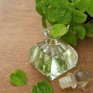 Peppermint Essential Oil, 1st Distill Trial Size