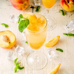 Peach Bellini Flavor Oil - Trial Size