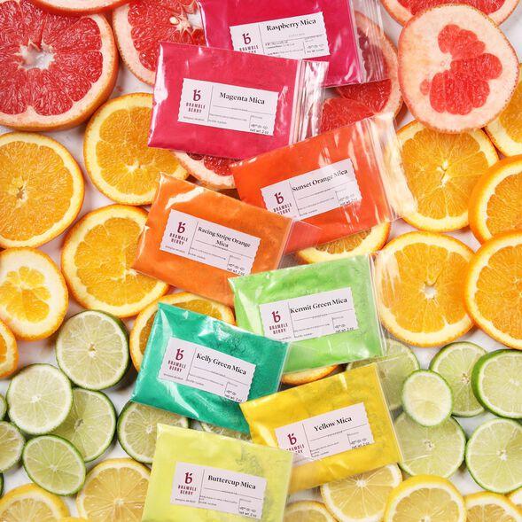 Citrus Mica Sampler - 1 Pack