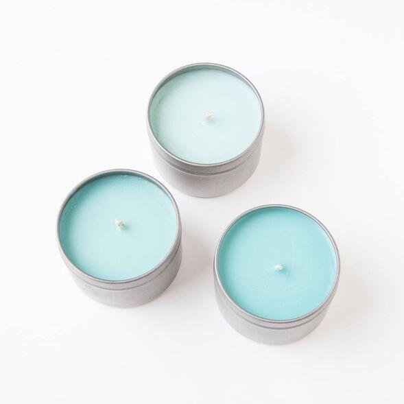 Aqua Blue Candle Dye Flakes
