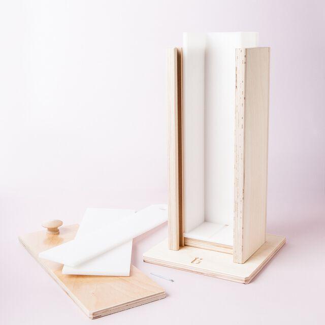 Vertical Wood Mold