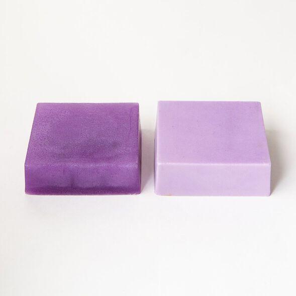 Lavender Color Block - 1 Block