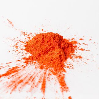 Sunset Orange Mica - .2 oz