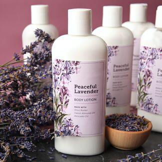 Peaceful Lavender Lotion Kit - Domestic