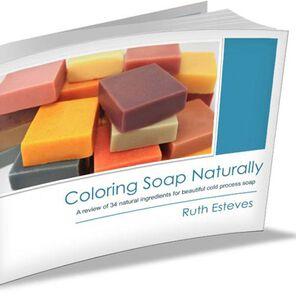 E-Book: Coloring Soap Naturally
