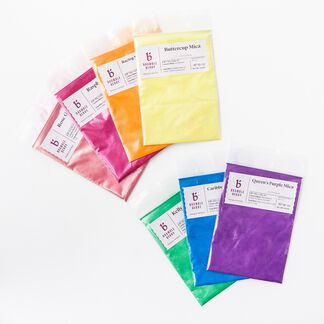 Rainbow Mica Sampler Pack - 1 Pack