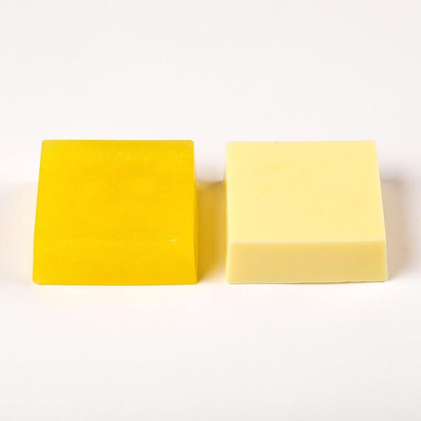 Yellow Color Block - 1 Block