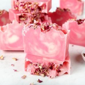 Wild Rose Soap Kit