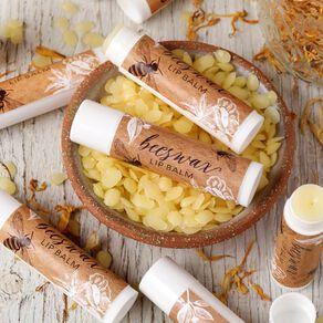 Natural Lip Balm Kit
