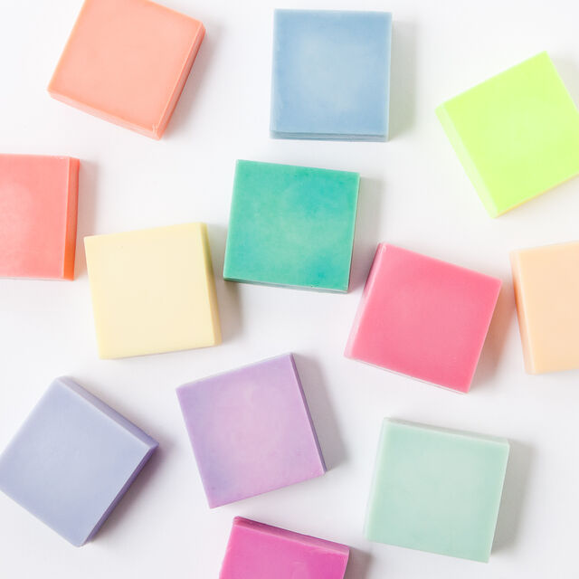 Basic Lab Colors Set of 12 - Small