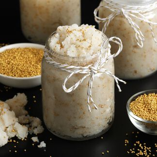 Golden Sugar Scrub Project