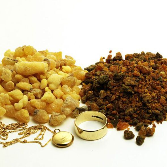 Frankincense And Myrrh Fragrance Oil - Trial Size
