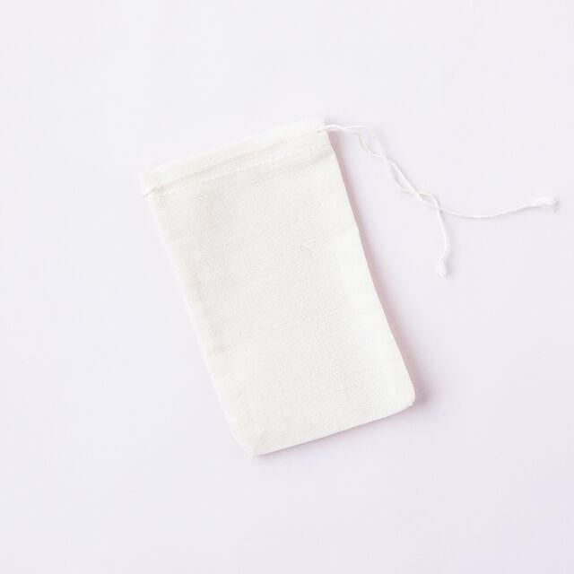 Muslin Herb Bag 3x5, 10 tea bags