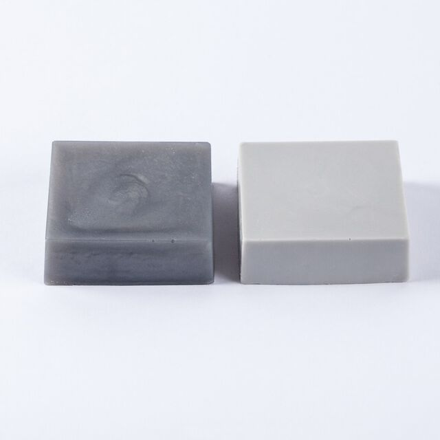 Pewter Silver Mica