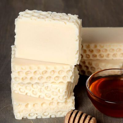 Pure Honey Soap Project