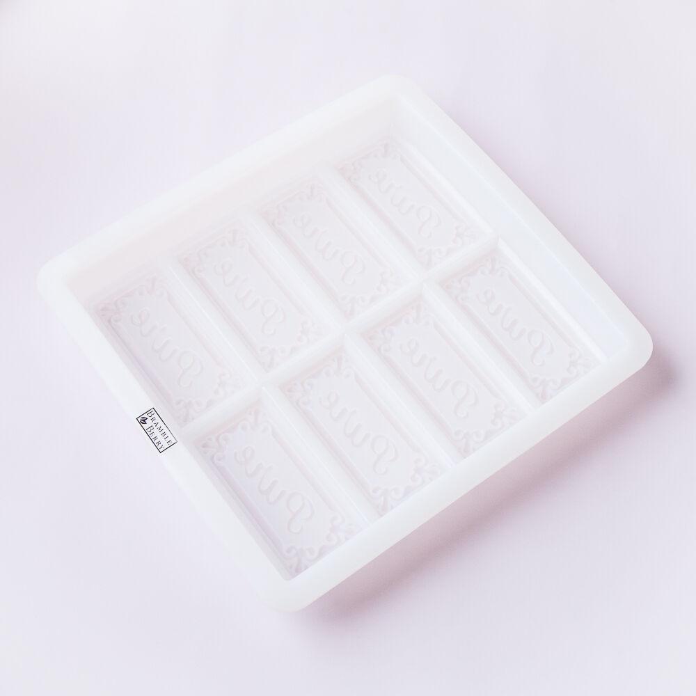 Pure Soap Silicone Tray Mold | Bramble Berry