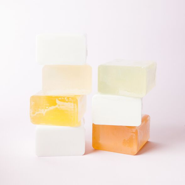 A Melt And Pour Sampler Kit, Soap Sampler