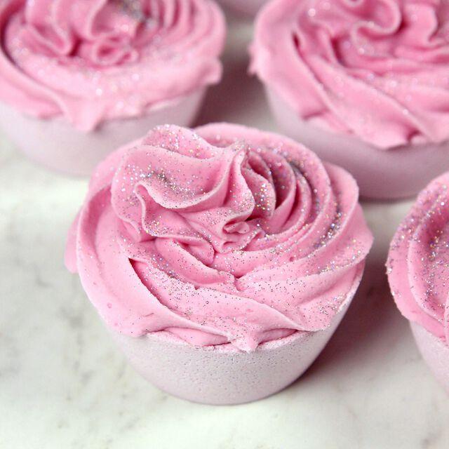 Bath Bomb Cupcake Kit