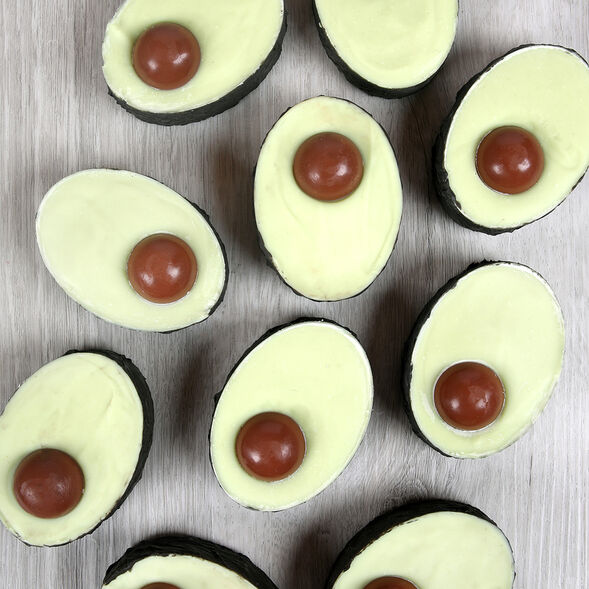 Avocado Cold Process Soap Project