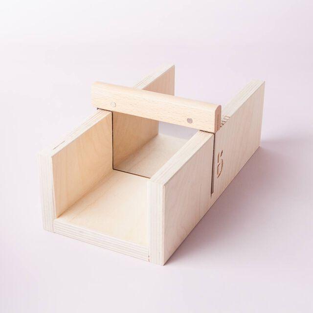 Adjustable Wooden Soap Cutter