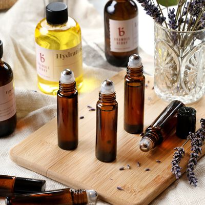 Aromatherapy Body Oil Project