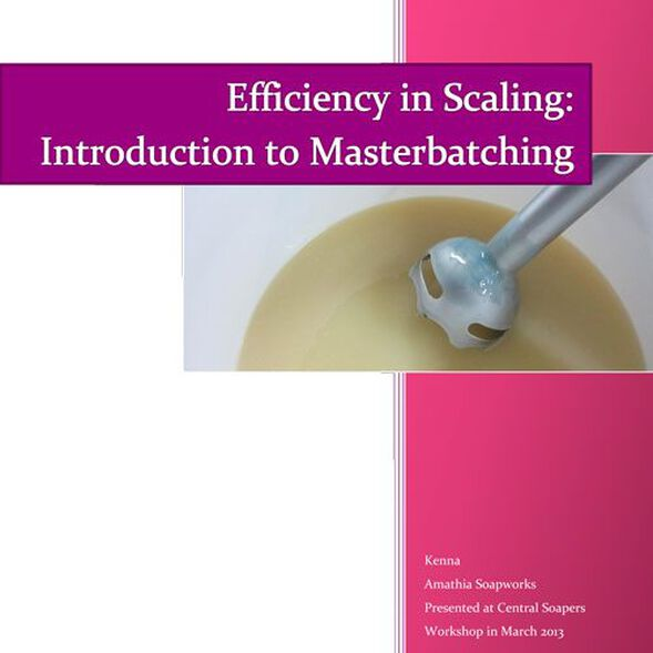 E-Book Efficiency in Scaling