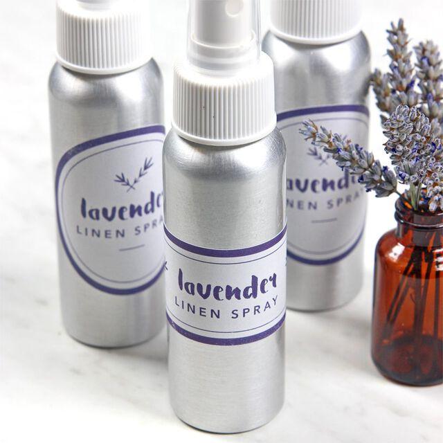 Lavender Linen Spray Project