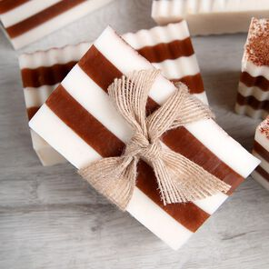 Cinnamon Cocoa Melt and Pour Soap