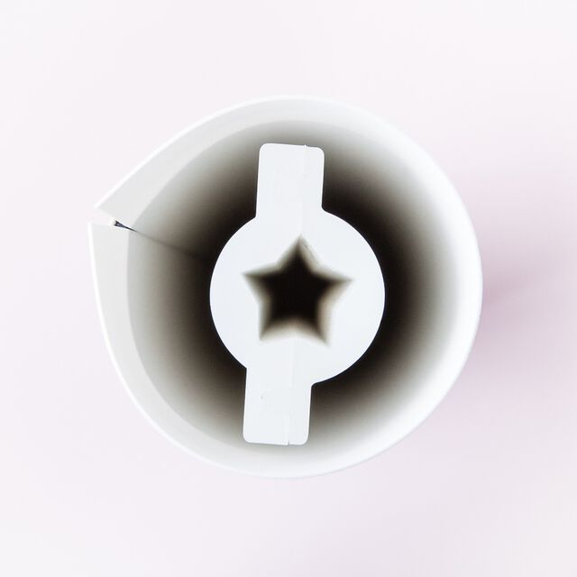 Mini Star Silicone Column Mold