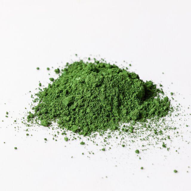 Green Chrome Oxide Pigment