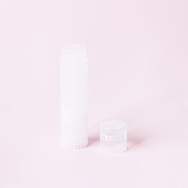 Lip Balm Tube - Clear