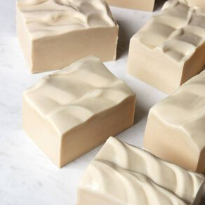Creamy Goat Milk Soap Project