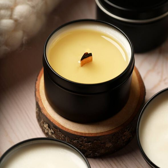 Birchwood Oud Candle Project