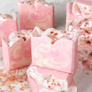 Rose Quartz Cold Process Soap Project