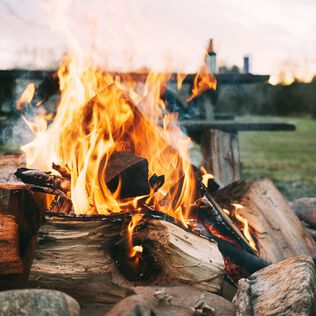 Bonfire Fragrance Oil - Trial Size