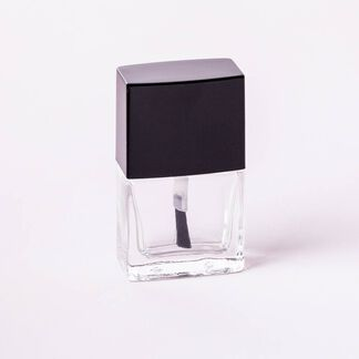 Rectangular Nail Polish Bottle - 1 Bottle