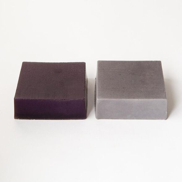 Plum Dusk Color Block - 1 Block